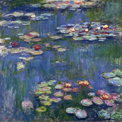 Nenufares - Claude Monet