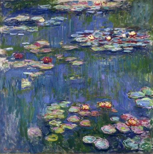 Nenufares - Claude Monet