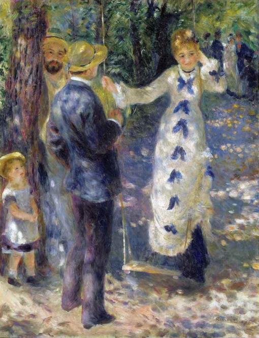 El columpio de Renoir