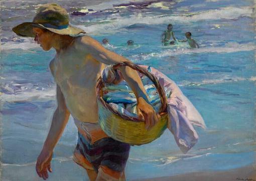 El pescador de Joaquín Sorolla