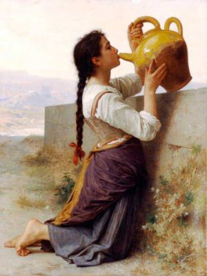 sed - William Bouguereau