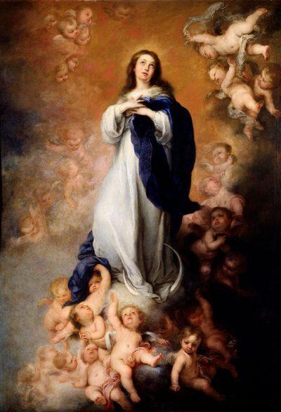 La Inmaculada Concepción de los Venerables de Murillo
