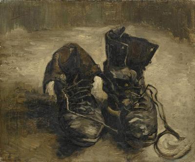 Zapatos de Van Gogh