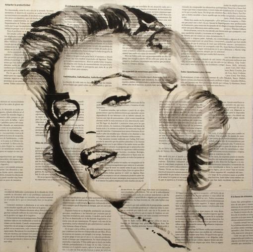 Marilyn Monroe de Copiamuseo