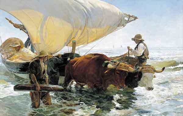 Reproducciones al óleo de cuadros famosos