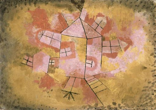Casa giratoria, de Paul Klee