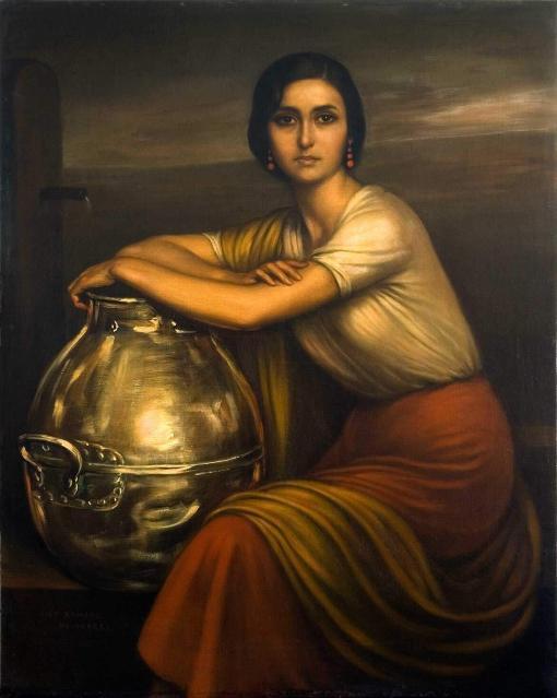La Fuensanta, de Julio Romero de Torres