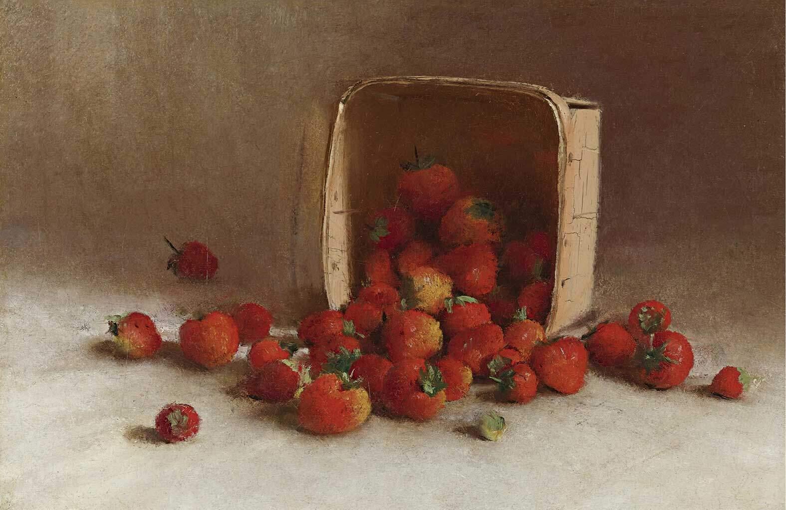 Fresas de Joseph Decker